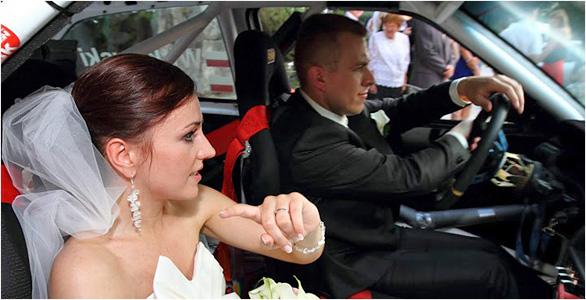 Jakob! Rally Team na ślubnym kobiercu!